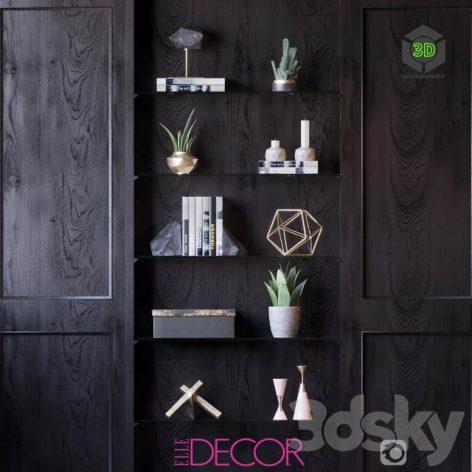 Elle DECOR Set(3ddanlod.ir) 261