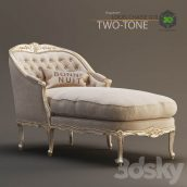 Eloquence Louis Chaise in Gold(3ddanlod.ir) 379