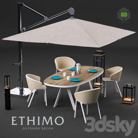 Ethimo Set(3ddanlod.ir) 518