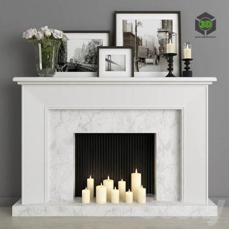 Fireplace and Decor 17(3ddanlod.ir) 636