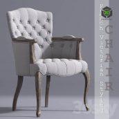 French VictorianStyled Chair(3ddanlod.ir) 160