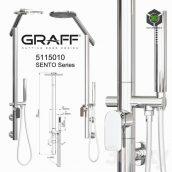 Graff Shower Set(3ddanlod.ir) 1114