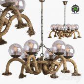 Hanging lamp(3ddanlod.ir) 1086