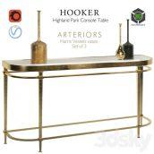 Hooker Highland Park Arteriors Vases(3ddanlod.ir) 1215