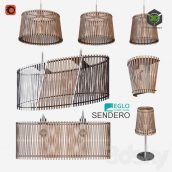 Lamps Eglo Collection Sendero(3ddanlod.ir) 1246