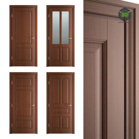 Massivstyle Interier Elegance Door 02(3ddanlod.ir) 1421