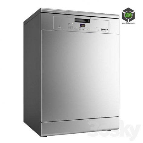 Miele G4203SC Active Dishwasher(3ddanlod.ir) 1218