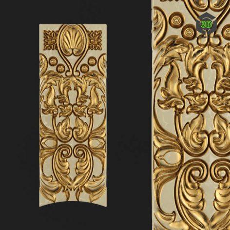Moldings Carvings 1(3ddanlod.ir) 1502