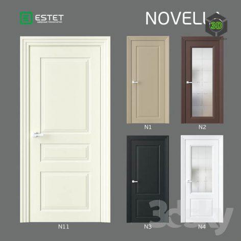 OM Doors ESTET NOVELLA collection (3ddanlod.ir)