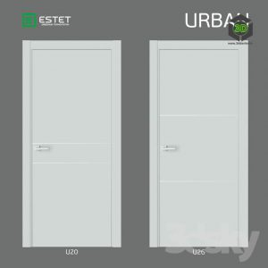 OM Doors ESTET URBAN collection (3ddanlod.ir)
