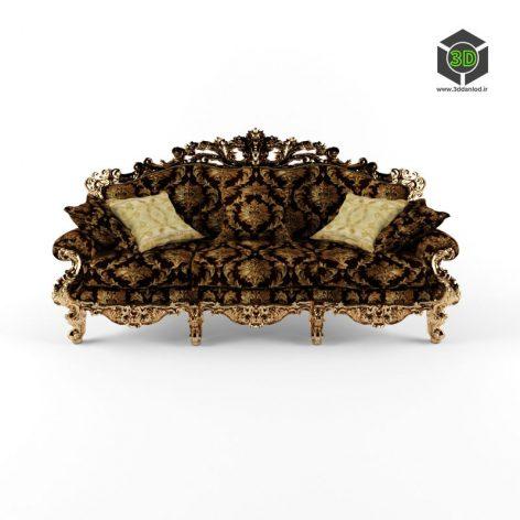 11414 sofa - ModeneseGastone (3ddanlod.ir)
