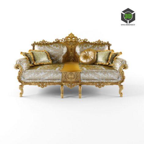 11417_sofa with box - ModeneseGastone (3ddanlod.ir)