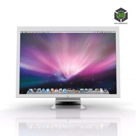 Apple Cinema Display23 019 (3ddanlod.ir)