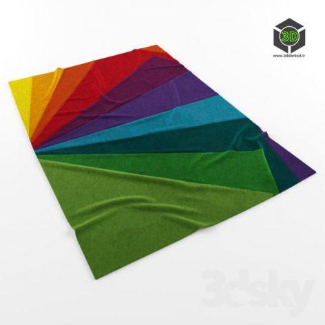 Arte Espina Colourful (3ddanlod.ir)