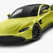 CGTrader - Aston Martin Vantage 2019 020 front view (3ddanlod.ir)