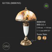 CLASSIC LAMP 11 (3ddanlod.ir)