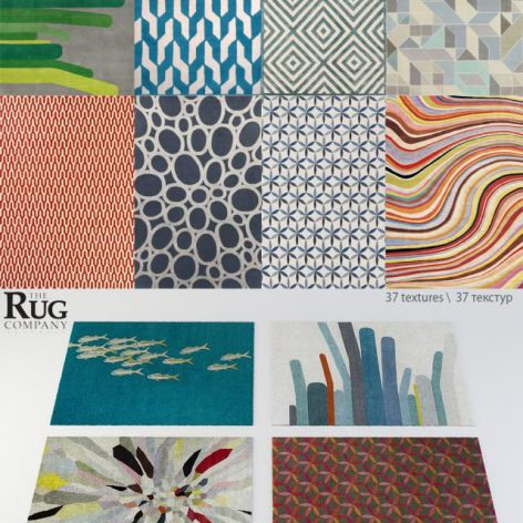 Carpet Collection The Rug company. Part 1 (3ddanlod.ir)