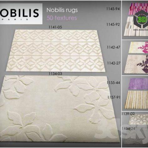 Carpet collection Nobilis (3ddanlod.ir)