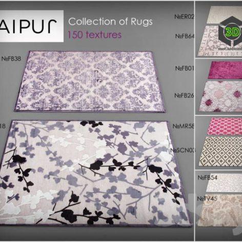 Collection Carpet Jaipur № 2 (3ddanlod.ir)