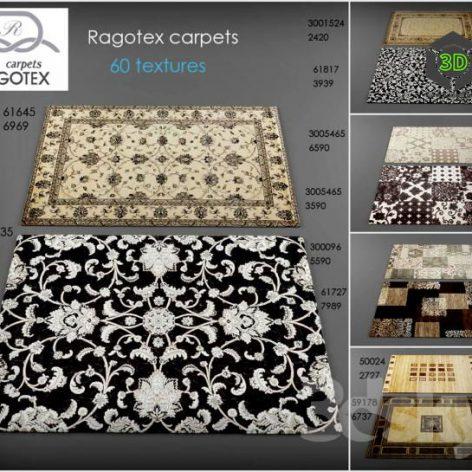 Collection rugs Ragotex (3ddanlod.ir)