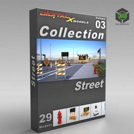 DigitalXModels3DModelCollectionVolume3STREET 3ddanlod.ir  472x472 - دانلود DigitalXModels Models Volume 3