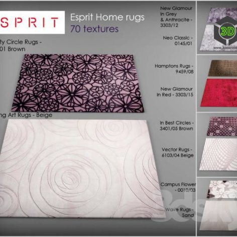 Esprit rugs collection (3ddanlod.ir)