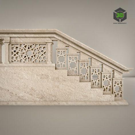 Ethnic stairs 034 (3ddanlod.ir)