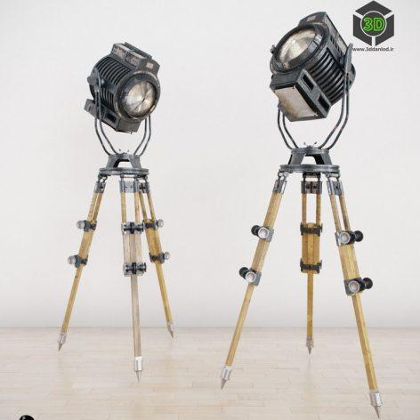 Floor_lamp (3ddanlod.ir)