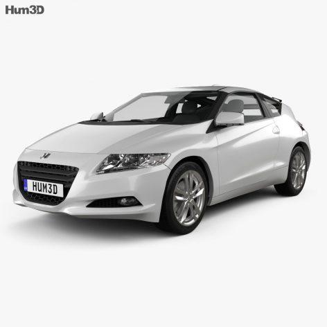Honda CR Z ZF1 2011 3D model 3ddanlod.ir 003 3ddanlod.ir  472x472 - دانلود آبجکت ماشین 099