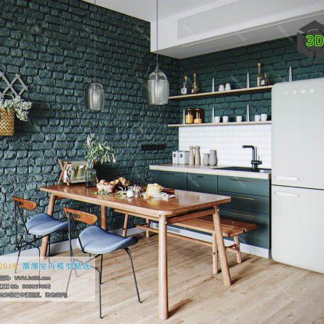 M002-北欧风格-Nordic style1 (3ddanlod.ir)