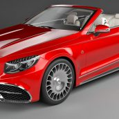 Mercedes Maybach Coupe Cabriolet 2020 3D model 005 (3ddanlod.ir)
