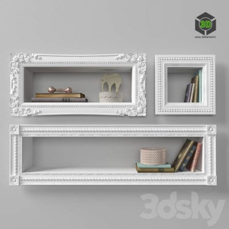 Shelves With Decor From RHBaby Amp Child(3ddanlod.ir) 1758