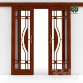 Sliding door (3ddanlod.ir)