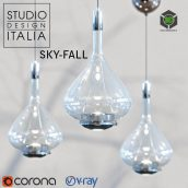 Studio Italia Design SKY FALL(3ddanlod.ir) 2384