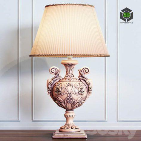 TABLE LAMP FRANCESCO PASI(3ddanlod.ir) 1865
