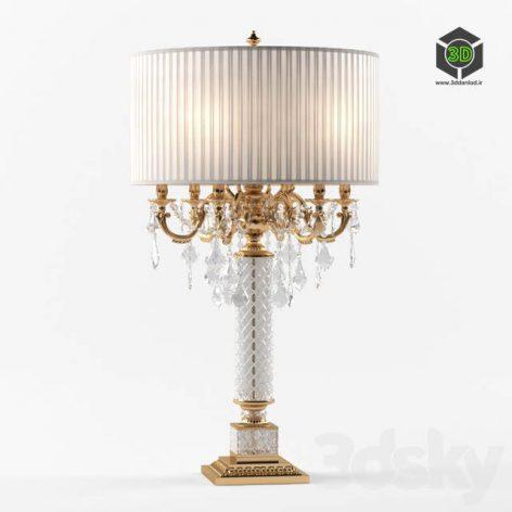 Table Lamp Zanaboni(3ddanlod.ir) 2078