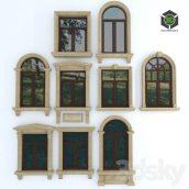 Trim Window Frames(3ddanlod.ir) 1565