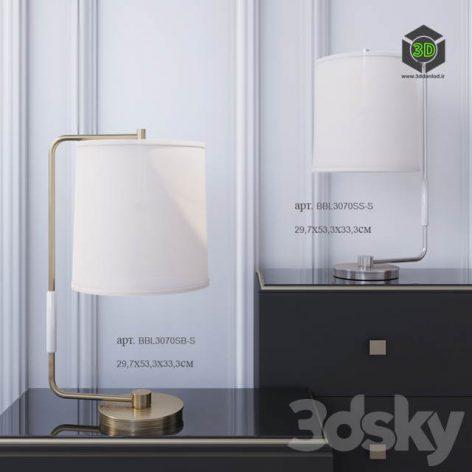 Visual Comfort Table Lamps(3ddanlod.ir) 2070