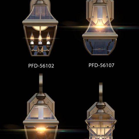 Wall Lamp Chatel Set(3ddanlod.ir) 1909