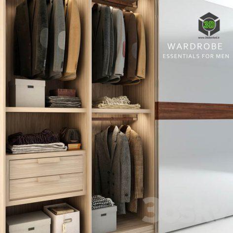 Wardrobe Essentials For Men(3ddanlod.ir) 1785
