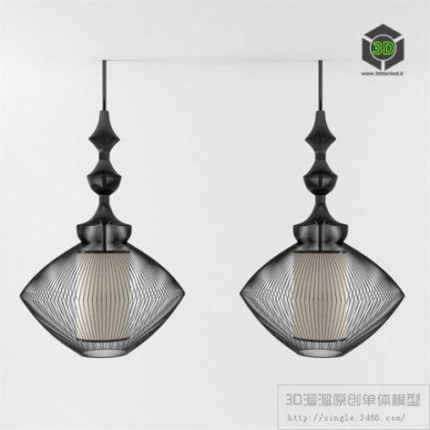 chandelier 5m (3ddanlod.ir)