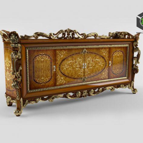 classic furniture 103 (3ddanlod.ir)