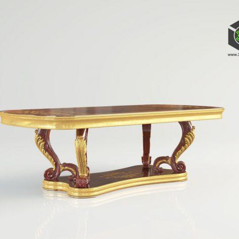 classic furniture 1506 (3ddanlod.ir)
