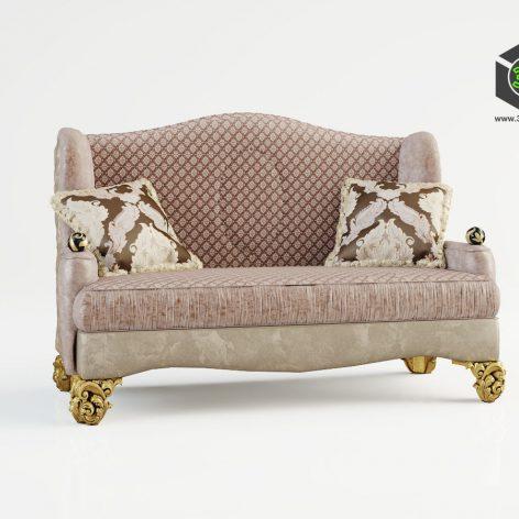 classic furniture 1582 (3ddanlod.ir)