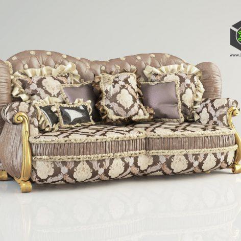 classic furniture 1593 (3ddanlod.ir)