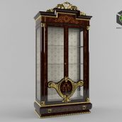 classic furniture 1601 (3ddanlod.ir)