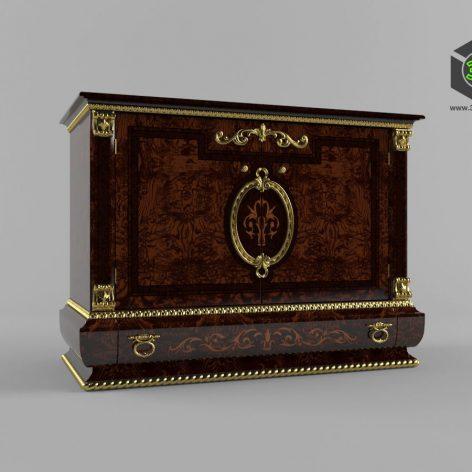 classic furniture 1602 (3ddanlod.ir)