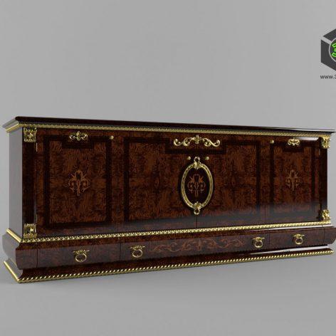 classic furniture 1603 (3ddanlod.ir)