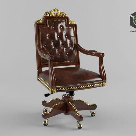 classic furniture 1608 (3ddanlod.ir)