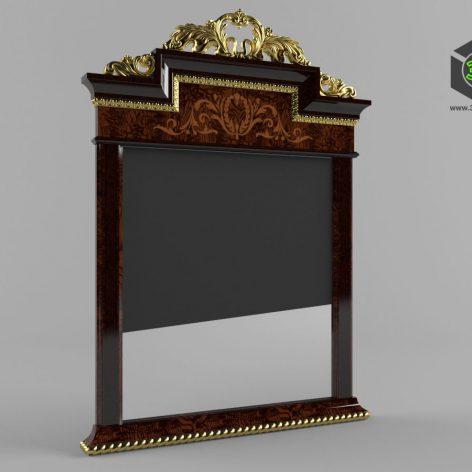 classic furniture 1622 (3ddanlod.ir)